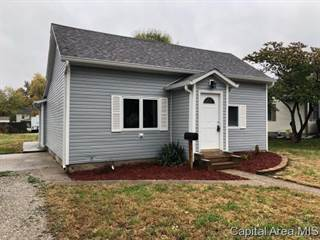 Single Family for sale in 106 E ADAMS ST, Auburn, IL, 62615