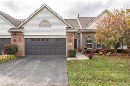 Residential Property for sale in 1447 COVINGTON CROSSING, Commerce Township, MI, 48390