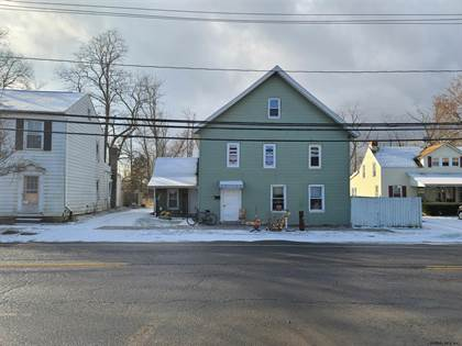 Multifamily for sale in 258 MANSION ST, Coxsackie, NY, 12051