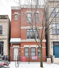 Condo for sale in 1311 West Fillmore Street B, Chicago, IL, 60607