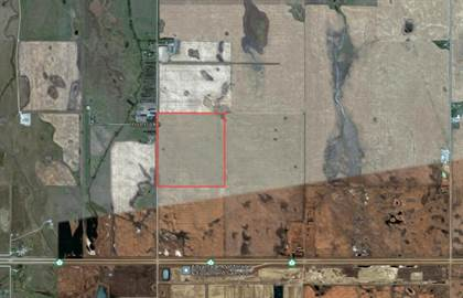 Vacant Land for sale in NW-18-24-26-W4M NW-18-24-26-W4M, Strathmore - Three Hills, Alberta