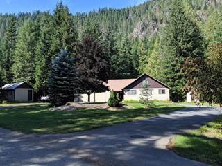 Single Family for sale in 611 Crescent Dr, Wallace, ID, 83873