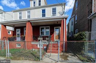 Single Family for sale in 136 CUYLER AVENUE, Trenton, NJ, 08609