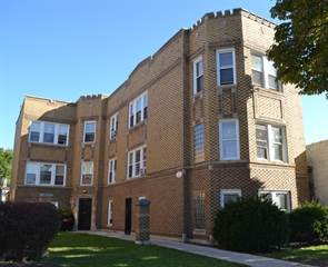 Single Family for rent in 4332 West Walton Street GDN, Chicago, IL, 60651