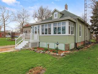 Single Family for sale in 614 North Walnut Street North, Minonk, IL, 61760