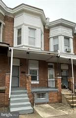 Townhouse for rent in 1709 N MONROE STREET, Baltimore City, MD, 21217