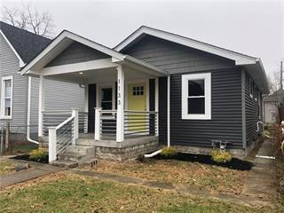 Single Family for sale in 1133 South Randolph Street, Indianapolis, IN, 46203