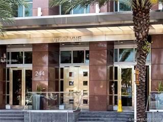Condo for rent in 253 NE 2  STREET 330, Miami, FL, 33132