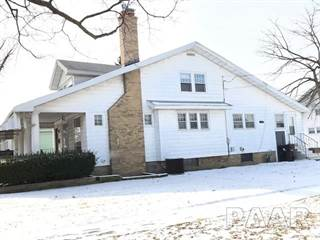 Single Family for sale in 2813 N UNIVERSITY Street, Peoria, IL, 61604