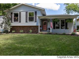 Single Family for sale in 2016  Stonehenge Road, Springfield, IL, 62702