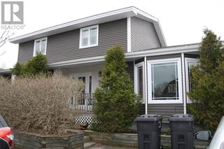 Single Family for sale in 20 Lidstone Crescent, Mount Pearl, Newfoundland and Labrador