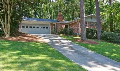 Residential Property for sale in 2500 Wentworth Drive NE, Atlanta, GA, 30345