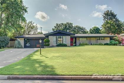 Single-Family Home for sale in 1727 S Erie Ave , Tulsa, OK, 74112