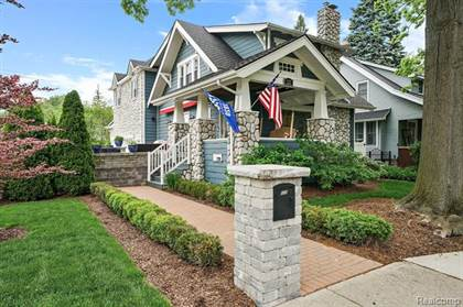 Residential Property for sale in 522 S West Street, Royal Oak, MI, 48067
