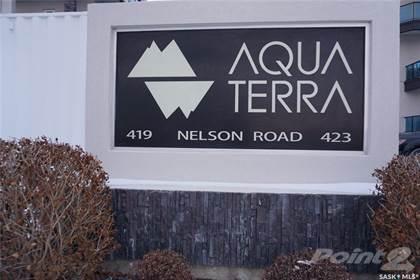 Condominium for sale in 419 Nelson ROAD 409, Saskatoon, Saskatchewan, S7S 1P2