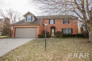 Single Family for sale in 1116 W BROOKFOREST Drive, Peoria, IL, 61615