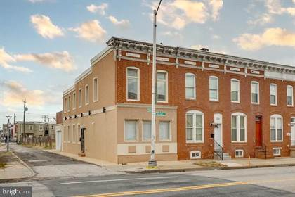 Residential Property for sale in 2118 ORLEANS STREET, Baltimore City, MD, 21231
