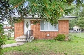Single Family for rent in 2103 ROME Avenue, Warren, MI, 48091