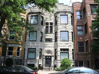 Single Family for rent in 2433 North KEDZIE Boulevard 3F, Chicago, IL, 60647