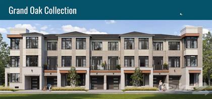 Residential Property for sale in Twelve Oaks Insider VIP Access - New Towns in Richmond Hill, Richmond Hill, Ontario