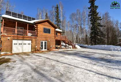 Residential Property for sale in 683 STEELE CREEK ROAD, Fairbanks, AK, 99712