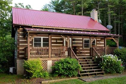 Residential Property for sale in 262 LUKEWARM SPRINGS RD, Hot Springs, VA, 24445