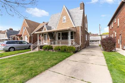 Residential Property for sale in 7747 MILLER Road, Dearborn, MI, 48126