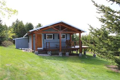 Residential Property for sale in 32 DELGER ROAD, Fishtail, MT, 59028