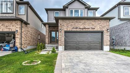Single Family for sale in 3434 GEORGEHERIOT LANE, London, Ontario, N6L0A5