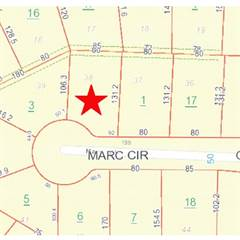 Land for sale in 114 Marc Cir, Daphne, AL, 36526