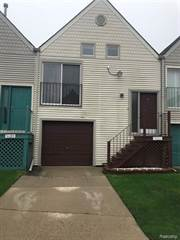 Condo for rent in 5631 Fox Hill Drive 23, Sterling Heights, MI, 48310