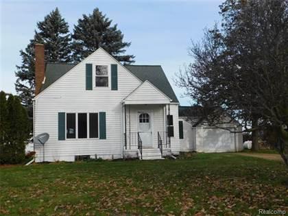Residential for sale in 3711 E Lovejoy, Byron, MI, 48418
