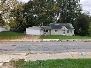 Single Family for sale in 590 CLARA Avenue, Pontiac, MI, 48340