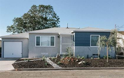 Residential for sale in 5540 Fredonia St, San Diego, CA, 92105