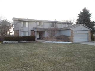 Single Family for sale in 37753 HOLLYHEAD, Farmington Hills, MI, 48331
