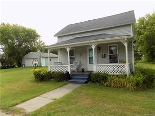 Single Family for sale in 4359 2ND Street, Port Hope, MI, 48468