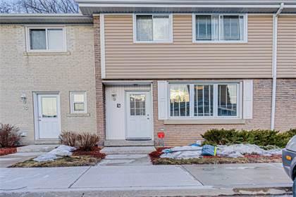 Condominium for sale in 50 Westmount Rd W 12, Kitchener, Ontario, N2M1R5