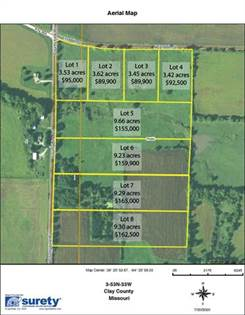 Lots And Land for sale in Lot 4 Landmark Farms N/A, Smithville, MO, 64089