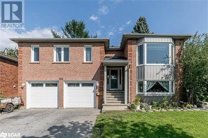 Single Family for sale in 86 BROWNING Trail, Barrie, Ontario, L4N6J5