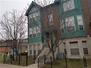 Condo for sale in 43 ADELAIDE Street, Detroit, MI, 48201
