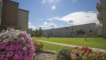 Apartment for rent in 11310-109 Avenue, Edmonton, Alberta, T5H 1E2