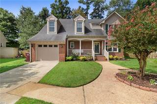 Single Family for sale in 454 Supplejack Court, Chesapeake, VA, 23320