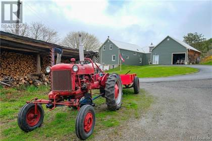 Agriculture for sale in 5116 Route 102, Hampstead, New Brunswick