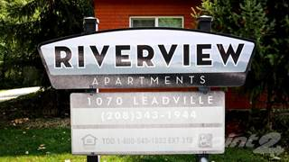 Apartment for rent in Riverview, Boise City, ID, 83706
