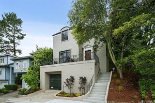 Single Family for sale in 70 Santa Rita Avenue, San Francisco, CA, 94116