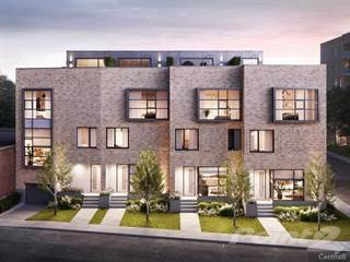 Townhouse for sale in 88 metcalfe, Montreal, Quebec