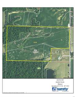 Farm And Agriculture for sale in 12247 Audrain Rd 957, Centralia, MO, 65285