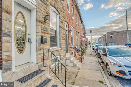 Residential Property for sale in 1431 LOWMAN STREET, Baltimore City, MD, 21230