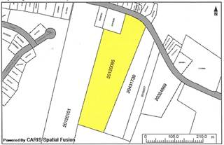 Land for sale in Kitchener Street, Stewiacke, Nova Scotia