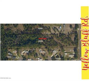 Lots And Land for sale in 14156 YELLOW BLUFF RD, Jacksonville, FL, 32226
